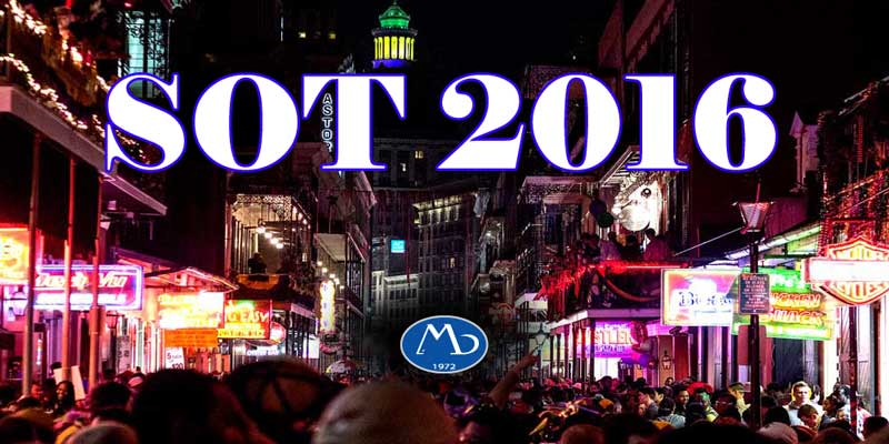 Society of Toxicology 2016 Annual Meeting, New Orleans