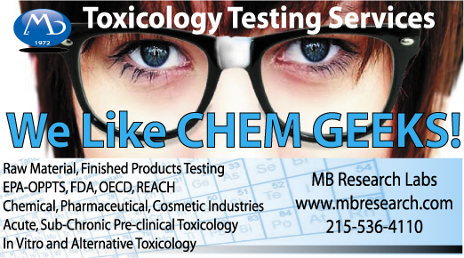 Chemical Toxicology Testing