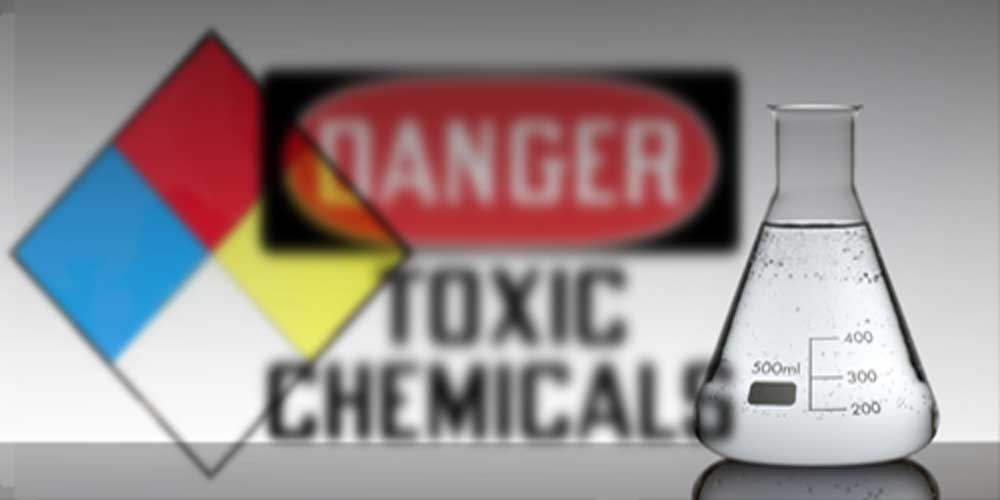 SDS Toxic Chemicals